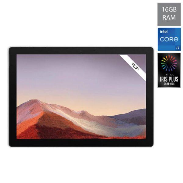 Tablet Microsoft Surface Pro 7 12.3'' Intel Core i7-1065G7 16GB 256GB SSD Intel Iris Plus - VNX-00004