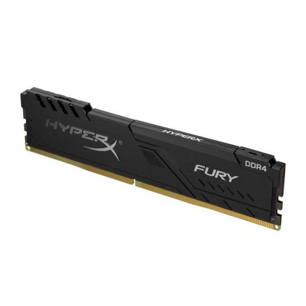 Memória RAM Kingston 32GB DDR4 HyperX FURY 2x16GB 2400MHz - HX424C15FB3K2/32