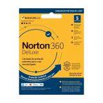 Symantec Norton 360 DELUXE 50GB PO 1 Utilizador 5 Dispositivos 12 Meses GENERIC DRMKEY - 21398424