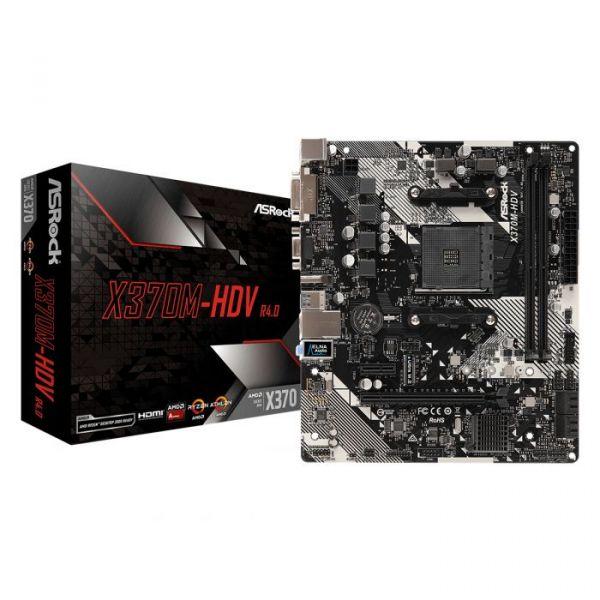 Motherboard ASRock A320M-HDV R4.0 - 90-MXB9L0-A0UAYZ