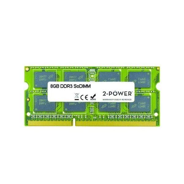 Memória RAM 2-Power 8GB So-dimm Ddr3 Multispeed 1600 Mhz
