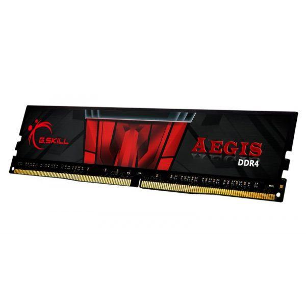 Memória RAM G.Skill 16GB Aegis DDR4 3200MHz PC4-25600 - F4-3200C16S-16GIS