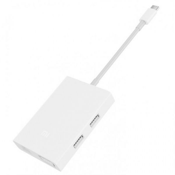 Xiaomi Adaptador Mi USB Type-C p/ Vga - JGQ4005TY