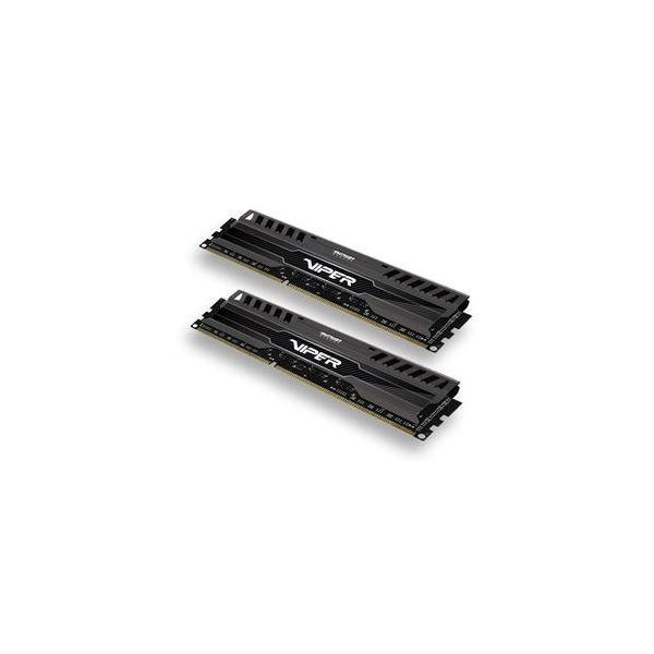 Memória RAM Patriot 16GB Viper 3 DIMM 16GB DDR3-1600 Kit