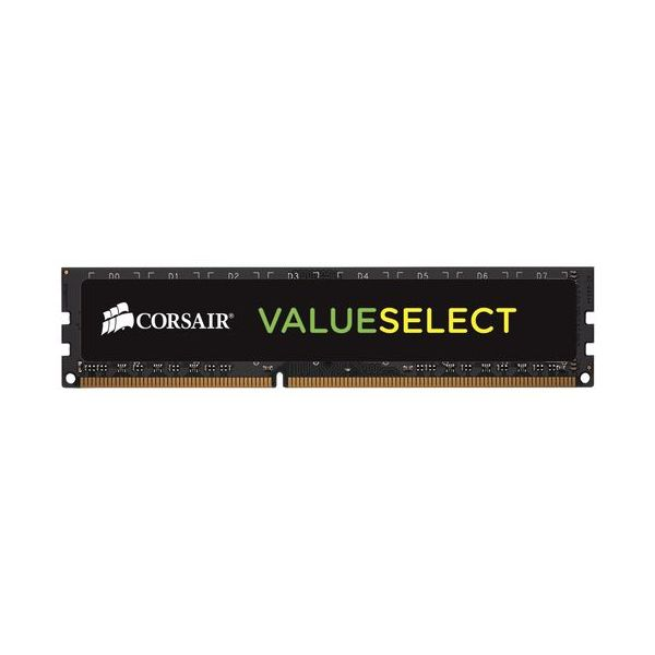 Memória RAM Corsair ValueSelect 8GB DDR3L-1600 CMV8GX3M1C1600C11,