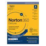 Symantec Norton 360 DLX 50GB 1U 5D