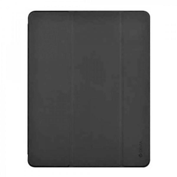 Devia Leather Case w/Pencil Slot iPad Air 10.5 (Black) - 3047207
