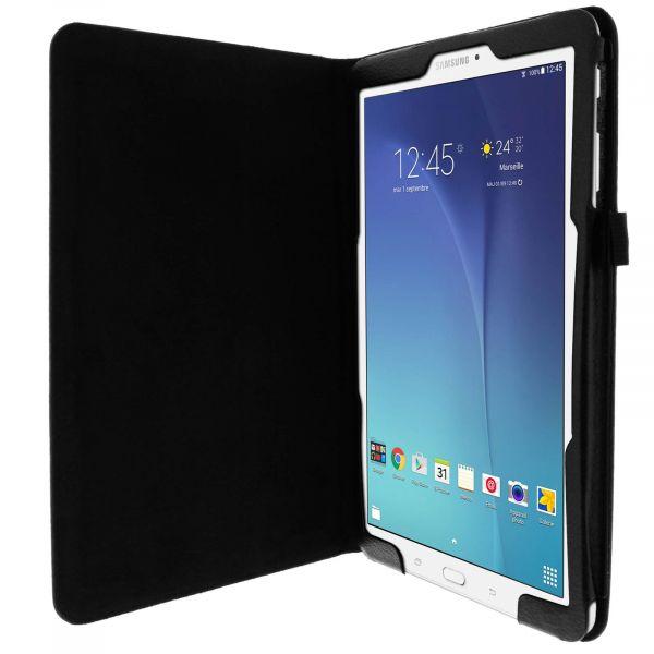 Avizar Capa protetora Samsung Galaxy Tab E 9.6 Preto Função suporte FOLIO-STAND-BK-T560