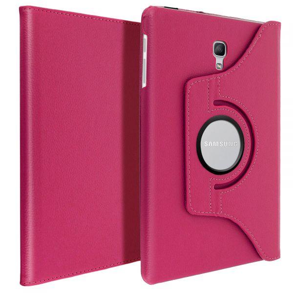 Avizar Capa livro Samsung Galaxy Tab A 10.5 Giratória 360º F. Suporte Rosa FOLIO-360-PK-T590