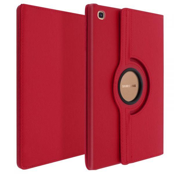 Avizar Capa livro Samsung Galaxy Tab S5e Giratória 360º F. Suporte Vermelho FOLIO-360-RD-T720