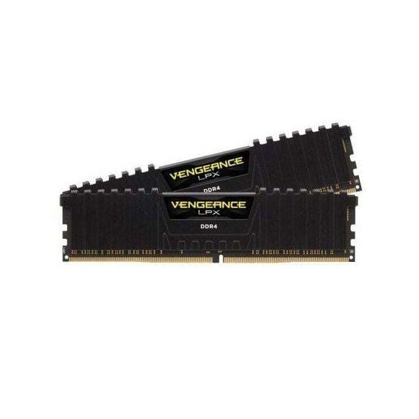 Memória RAM Corsair 16GB Vengeance LPX (2x 8GB) DDR4 3200MHz PC4-25600 C15 - CMK16GX4M2E3200C16