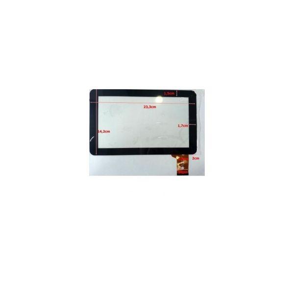 Touch para Tablet Universal 9' Black OPD-TPC0155 HD sem buraco da Câmera