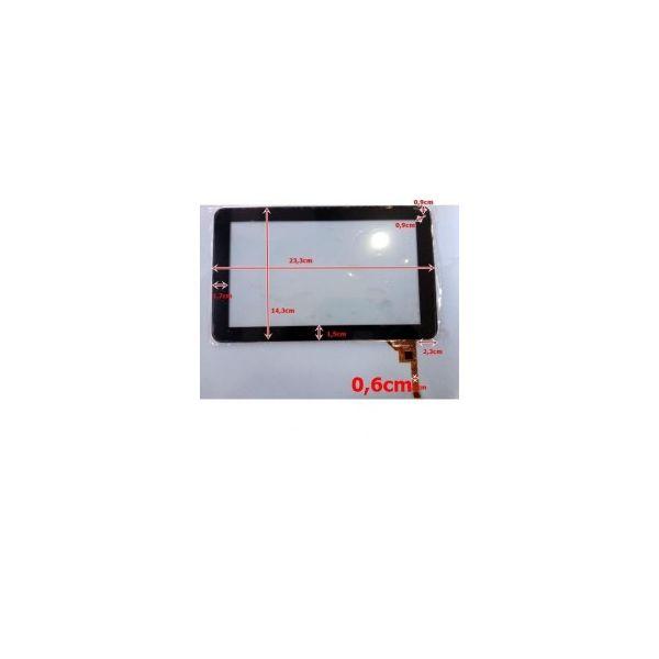 Touch para Tablet Universal 9' Black MF-195-090F-4, MF-195-090F-2, N3849B