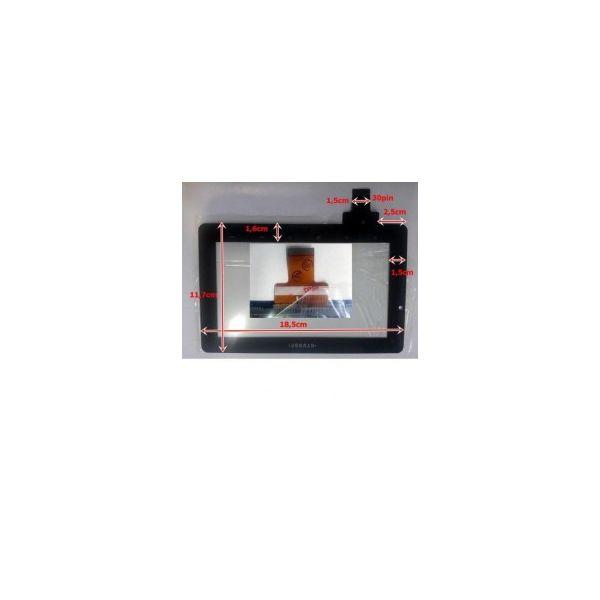 Touch para Tablet Universal 7' Black Hyundai HDT-713, 7083_B