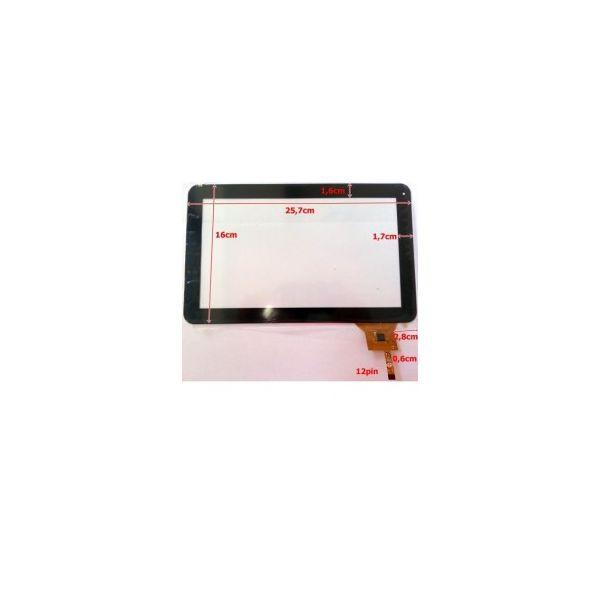 Touch para Tablet Universal 10.1 Polegadas Black