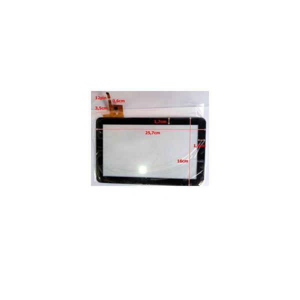 Touch para Tablet Universal 10.1' Black AD-C-100050-1-FPC / CZY6113A-FPC / OPD-TPC0057 / FM100901FB