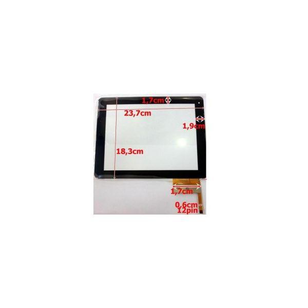 Touch para Tablet Universal 10' Black HY-50195-V2 U1