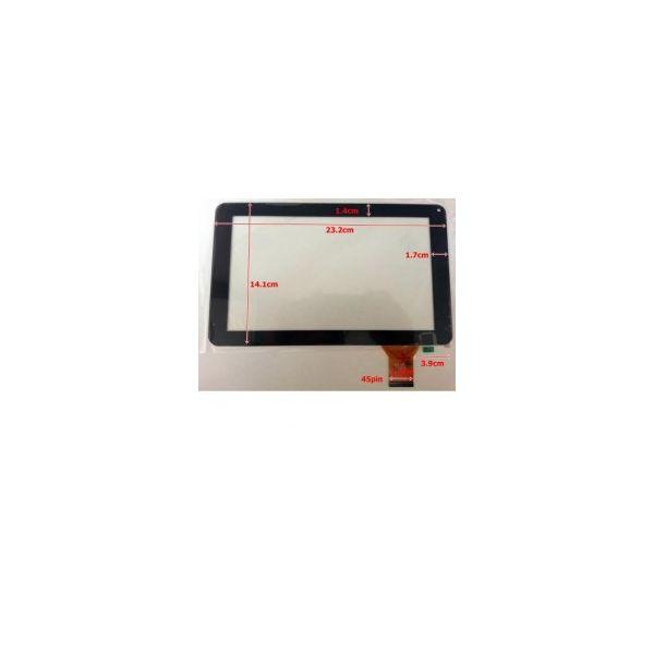 Touch para Tablet Universal 9' Black ZP9168-9 VER.00 LLT-P28588A