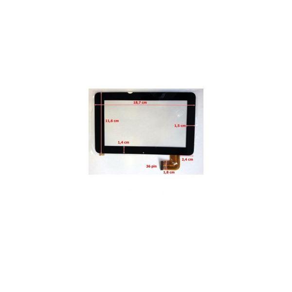 Touch para Tablet Universal 7' Black PB70DR9011-R1