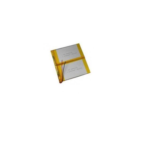 Bateria Tablet Universal 3.7V 7400MAH 3,6X125X135