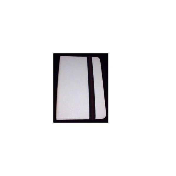 Capa Tablet Univ. 7' liso White Velcro