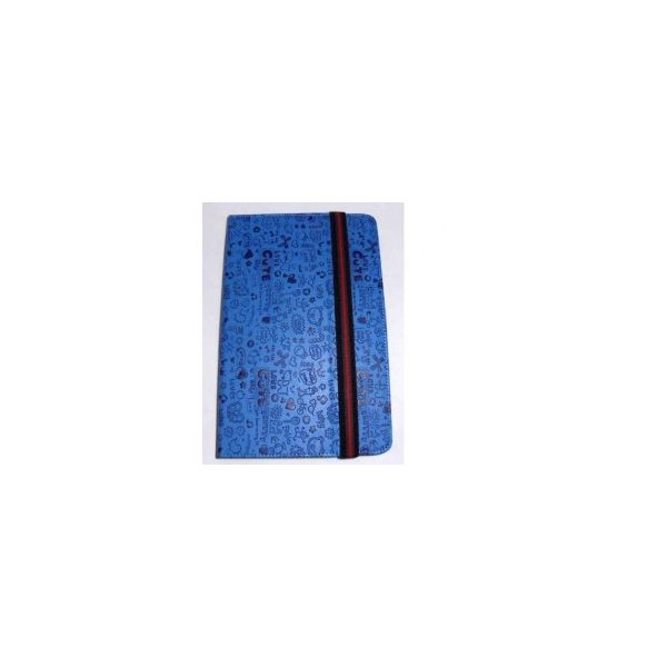 Capa Tablet Univ. 6' Design Azul Marinho Velcro