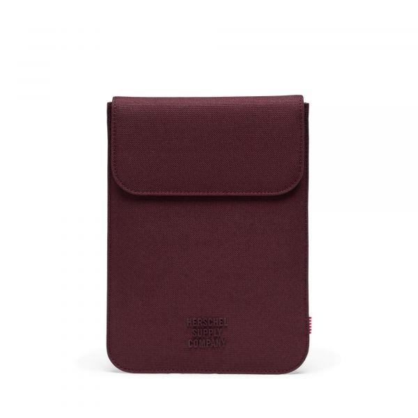 Herschel Supply Co. Sleeve Spokane for iPad Mini Plum Tam. Único