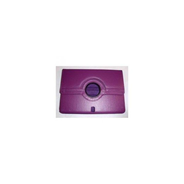 Samsung Galaxy Tab Pro 10.1 Capa Couro Rotativa 360º Violeta