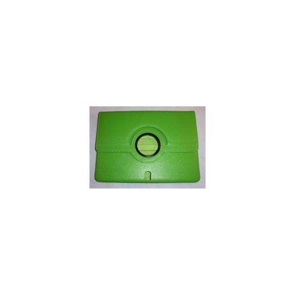 Samsung Galaxy Tab Pro 10.1 Capa Couro Rotativa 360º Verde