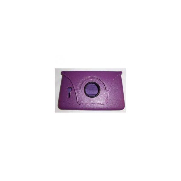 Samsung Galaxy Tab 3 Lite T110 Capa Couro Rotativa 360º