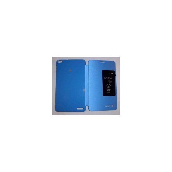 Capa Inteligente S-VIEW Cover Azul Celeste Mediapad X1 7.0
