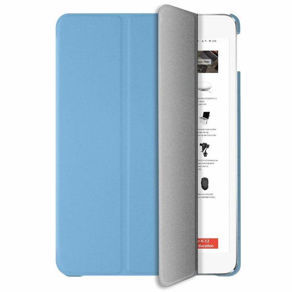 Macally Capa BookStand iPad 10.2'' (blue) - 8720143040221
