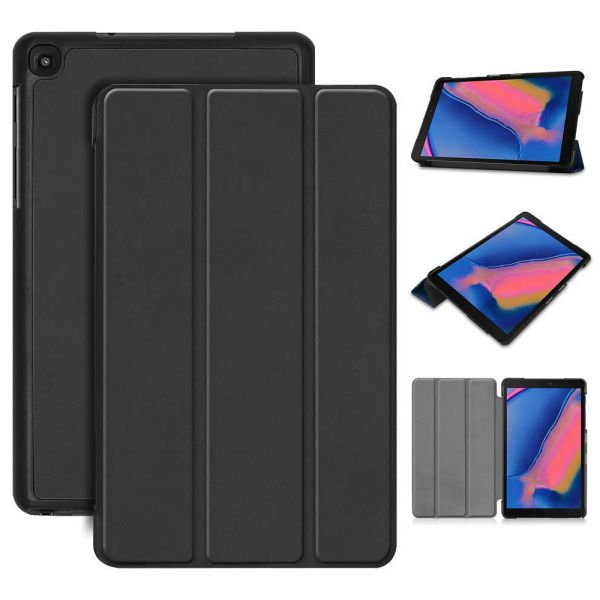 Capa Tablet Flip Cover Stand Case para Samsung Galaxy Tab A 8.0 & S Pen (2019) P200 / P205