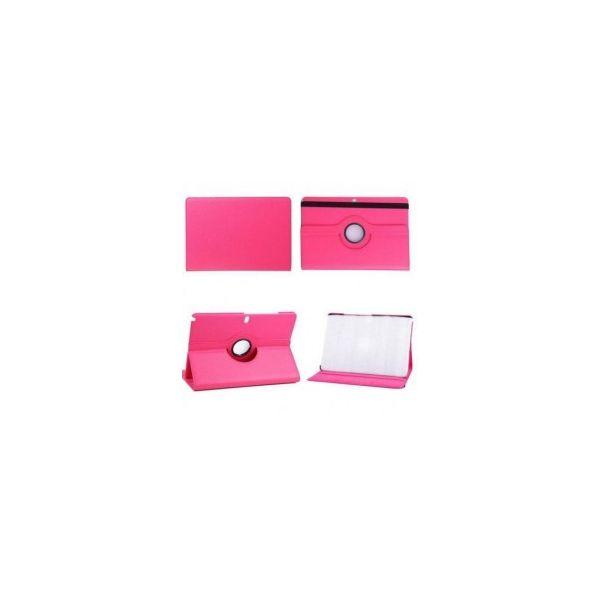 Capa Rotativa Samsung Galaxy Note Pro 12.2 P900 T900 Rosa