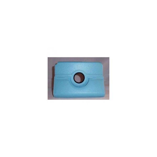 Capa Rotativa Samsung Galaxy Note 8.0 N5100 Touch para Azul Celeste