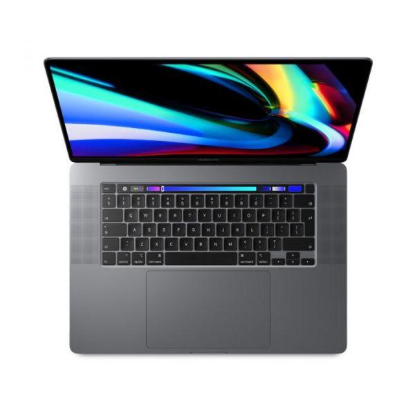 Portátil Apple MacBook Pro 16 Touch Bar Core i9 1TB 16GB Radeon Pro 5500M Grey - MVVK2PO/A