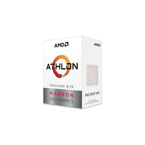 AMD Athlon 3000G Dual-Core 3.5GHz 5MB SktAM4