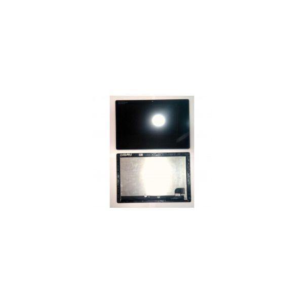 Display LCD + Touch Black + Frame Preta Lenovo Miix 510
