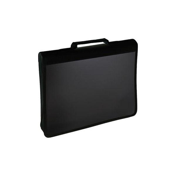 Concord Monza Mala em PVC 31x31 cm Black