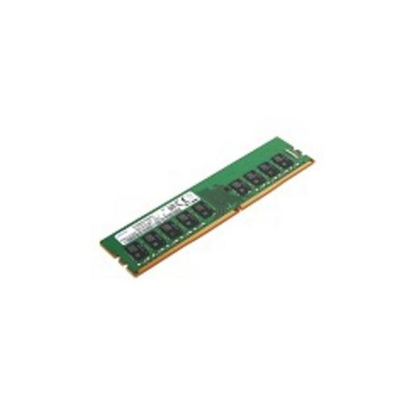 Memória RAM Lenovo 16GB DDR4 2400MHz ECC UDIMM - 4X70P26063