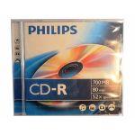 Philips CD-R 80 52X JC