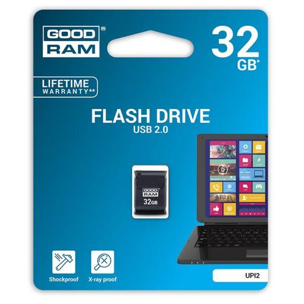 Goodram 32GB UPI2 USB2.0 - UPI2-0320K0R11