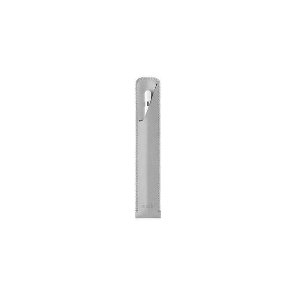 Moshi Apple Pencil Case Stone Grey
