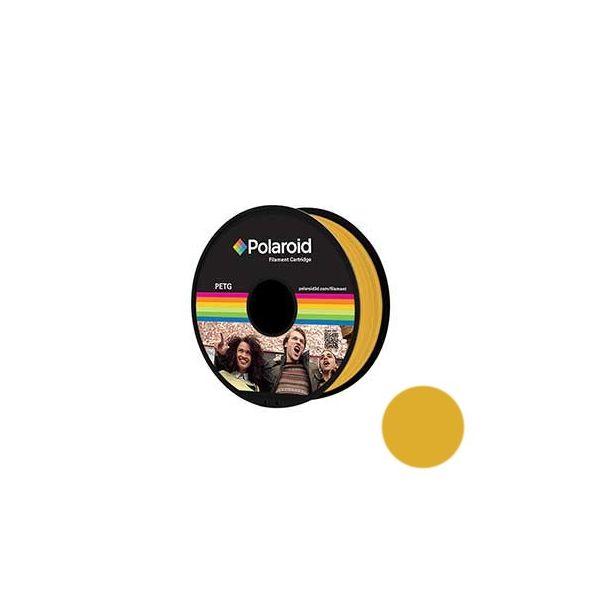 Polaroid Filamento Universal PETG 1Kg Amarelo (POLPL-8209-00)
