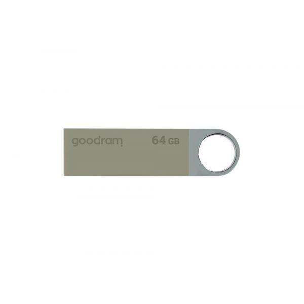 Goodram 64GB USB 2.0 Metal - UUN2-0640S0R11