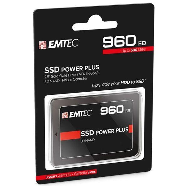 Emtec 960GB X150 Sata III 6Gb/s - E141248