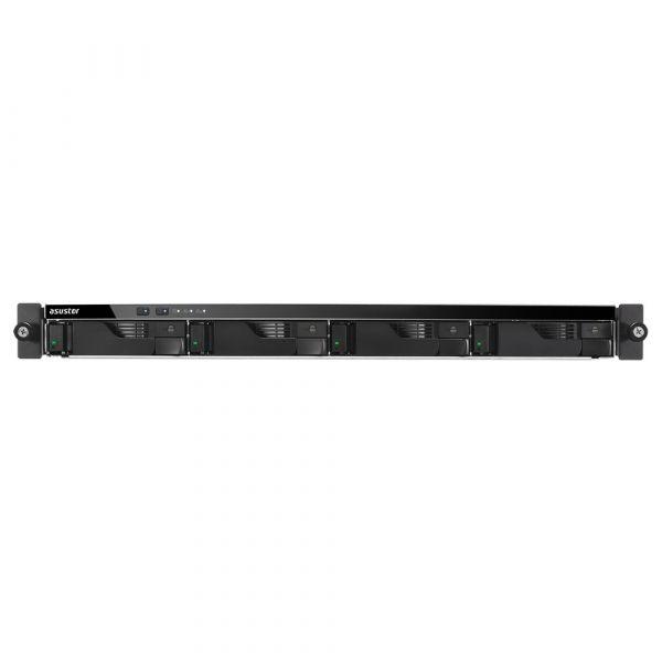 Asustor Nas AS6204RS 1U Rack 4-Bay Celeron Quad-core 4GB