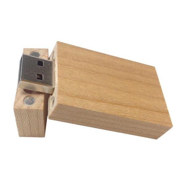 Concord USB 8GB de Madeira USB02