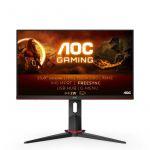 """Monitor AOC 23.8"""" 24G2U5/BK FHD 16:9 75Hz FreeSync"""