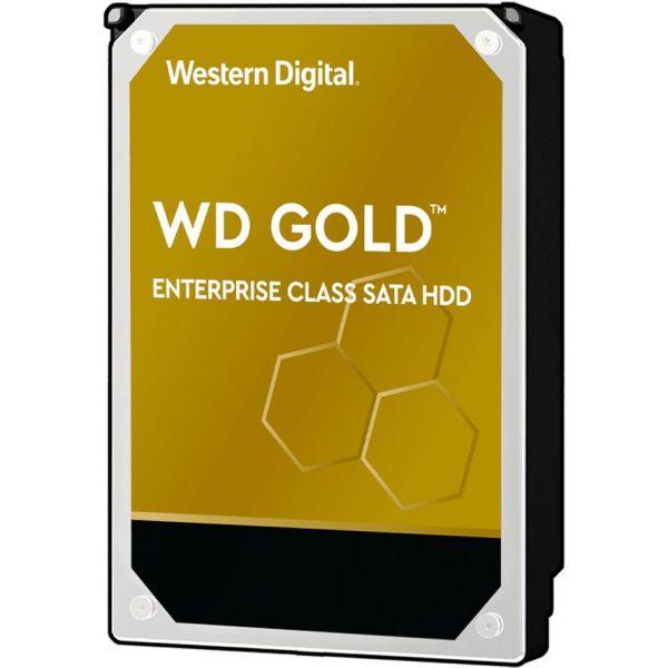 """Western Digital 14TB Gold Enterprise 7200rpm SATA III 3.5"""" 256MB - WD141KRYZ"""